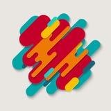 Fond abstrait 87 illustration de vecteur