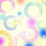 Fond abstrait Image stock