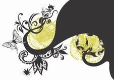 Fond abstrait illustration stock