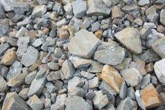 Fond abstrait avec de pierres sèches Images libres de droits