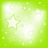Fond abstrait avec des étoiles Photographie stock libre de droits
