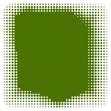 Fond abstrait avec des points Image stock