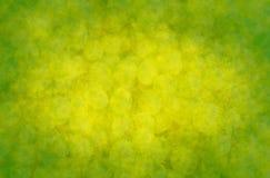 Fond abstrait avec des raisins verts