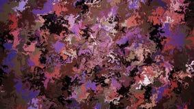 Fond abstrait avec des taches, des transitions et des courbures de couleur illustration de vecteur