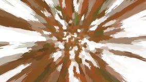 Fond abstrait avec des taches, des transitions et des courbures de couleur illustration libre de droits