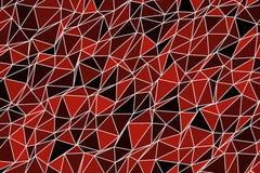 Fond abstrait avec la forme du modèle de bande de triangle Couverture, concept, Web et art illustration stock