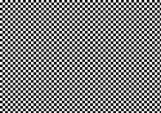 Fond abstrait avec le modèle d'échecs Photo stock