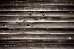 Fond abstrait avec le mur en bois Photo stock