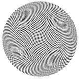 Fond abstrait avec le vecteur coloré d'étincelles illustration libre de droits