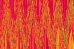 Fond abstrait avec le zigzag image stock