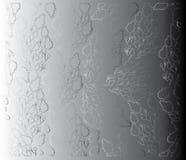 Fond abstrait avec les fleurs lilas illustration stock