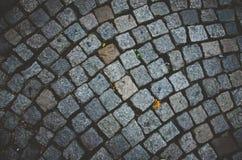 Fond abstrait avec les pierres brutales Image libre de droits