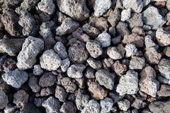 Fond abstrait avec les pierres reeble sèches Photos libres de droits