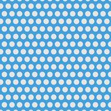 Fond abstrait avec les pilules blanches Modèle pour votre conception Photographie stock libre de droits