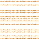 Fond abstrait avec les rayures horizontales illustration de vecteur