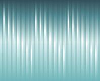 Fond abstrait avec les rayures vertes Photos libres de droits