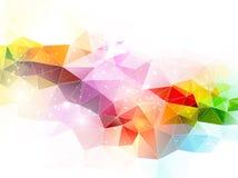 Fond abstrait de conception illustration stock