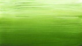 Fond abstrait balayé par vert en pastel Photos stock
