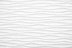 Fond abstrait blanc d'onde photo stock