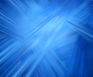Fond abstrait bleu Image libre de droits