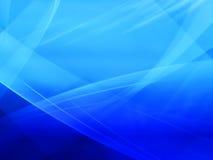 Fond abstrait bleu. Image stock