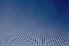 Fond abstrait bleu avec des lignes Images stock