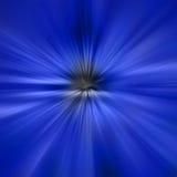 Fond abstrait bleu de Starburst illustration de vecteur