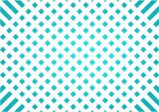 Fond abstrait bleu et vert Image libre de droits
