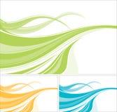 Fond abstrait coloré illustration stock
