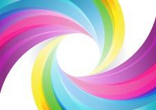 Fond abstrait coloré Photographie stock libre de droits