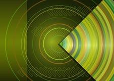 Fond abstrait coloré Images stock