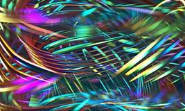 Fond abstrait coloré Image libre de droits
