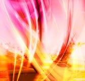 Fond abstrait coloré brillant illustration de vecteur