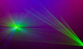 Fond abstrait coloré de Laserlight avec l'espace pour le texte ou Images libres de droits