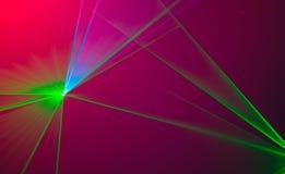 Fond abstrait coloré de Laserlight avec l'espace pour le texte ou Photos libres de droits