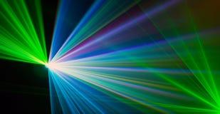 Fond abstrait coloré de Laserlight avec l'espace pour le texte ou Photo libre de droits