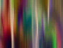 Fond abstrait coloré de mur de verre Photographie stock libre de droits