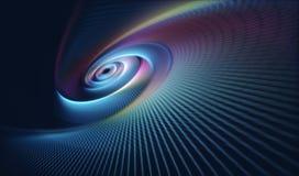 Fond abstrait coloré géométrique illustration de vecteur