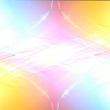 Fond abstrait coloré multi Image stock