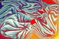 Fond abstrait coloré pour la conception graphique Photos libres de droits