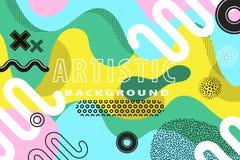 Fond abstrait créatif Photos stock