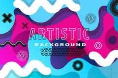 Fond abstrait créatif Image libre de droits