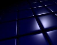 Fond abstrait - cubes illustration stock