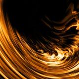 Fond abstrait d'éclat Images stock