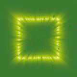 Fond abstrait d'étoile de vecteur de tache floue Images libres de droits