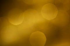Fond abstrait d'or Image libre de droits