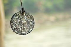 Fond abstrait d'ampoule photographie stock