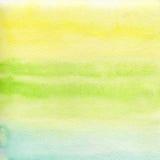 Fond abstrait d'aquarelle Photo libre de droits