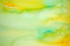 Fond abstrait d'aquarelle Photo stock