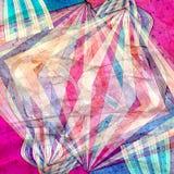 Fond abstrait d'aquarelle de couleur Photo stock